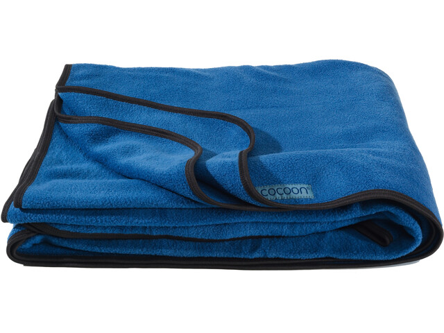 Cocoon Fleece Blanket blue pacific